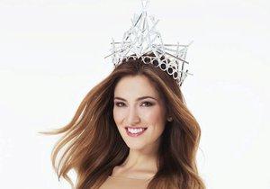 Miss Bezděková se chystá na světovou soutěž krásy a hubne.