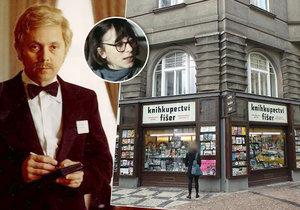 Knihkupectví, kde se natáčel film Vrchní, prchni brzy zanikne.