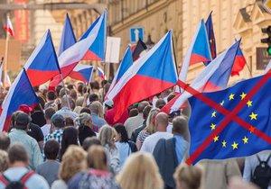 Češi příliš nevěří smyslu EU (ilustrační foto)