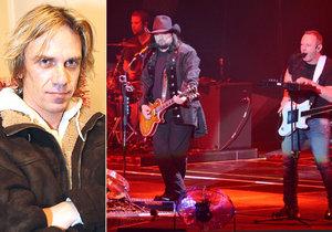 Michal Penk zkazil kapele Lucie jejich megakoncert v Plzni.