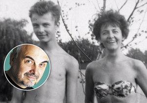S maminkou moderátora Vladimíra Čecha se život nemazlil. Legendární hlasatelce se zastřelil otec, manžel ji opustil a milovaný syn podlehl rakovině.