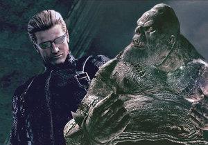 Resident Evil 5 nás pobavil na PS4 i po sedmi letech od původního vydání.