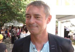 Herec Jiří Dvořák promluvil o natáčení pohádky Anděl Páně 2.