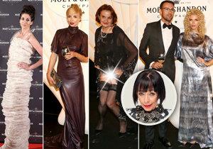 Jak dopadly hvězdy na luxusní Moët párty?