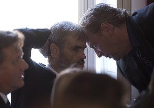 Jiří Komárek i Robert Šlachta odešli z ÚOOZ kvůli reorganizaci policie.