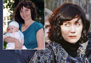 Zažila to nejstrašnější v životě. Ester Janečkové zemřelo dítě ještě před porodem.