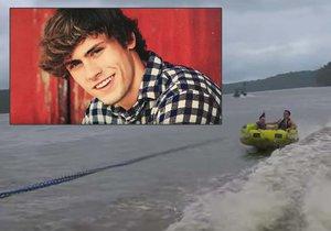 Syn (†19) country hvězdy utonul při nehodě na vodě, i když měl záchrannou vestu.