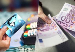 Platit na dovolené hotově nebo kartou? Vyplatí se obojí!