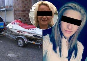 Nemám pro co žít, říká maminka Šárky zabité na Orlíku: Kamarádi jí pomáhají najít viníka