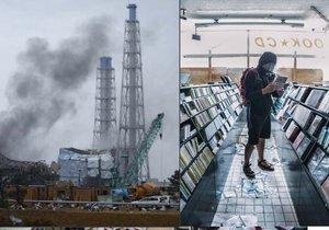 Výlet do zakázané zóny: Fukušima, město duchů