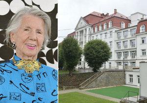 Mládková je asi nejznámější mecenáškou umění v Česku a má hodnotnou sbírku za stamiliony.