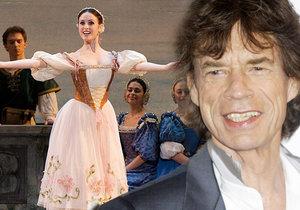 Mick Jagger bude poosmé tátou!
