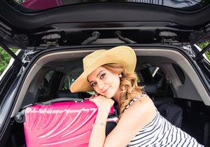 Jak si vybrat zavazadlo a co nejlépe si zabalit na cesty?