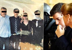 Dahlgrenova děsivá vražda: Soudce detailně popsal zranění čtyř obětí.