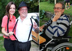 Vážně nemocný bratr Petra Jandy z Olympiku: Selhává mu paměť!
