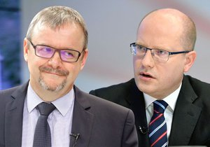 Bohuslav Sobotka chce po Danu Ťokovi vysvětlení.