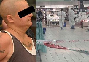 Útočnice z pražského Smíchova neútočila poprvé! Před dvěma týdny se pokusila uškrtit ženu v kavárně na Praze 5.