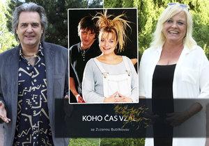 Moderátorka Markéta Mayerová byla se Slávkem Bourou 17 let! Psycholog to přepočítal na 60, říká bývala hvězda TV Nova.