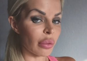 Silvia Kucherenko tvrdí, že nemá žádné plastiky a nechodí ani ke kosmetičce