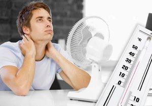 Horké léto Češi kompenzují větráky. Větrat nestačí.