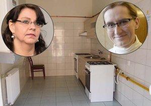Ministryně Marksová a Šlechtová se přely o zákon o sociální bydlení. Vláda jej nakonec prosadit nestihla