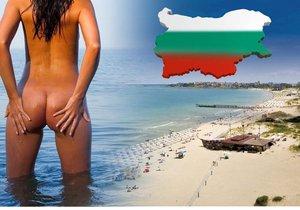 Bulharsko má také nudistům hodně co nabídnout.