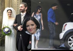 Která manželství českých celebrit nevydržela?