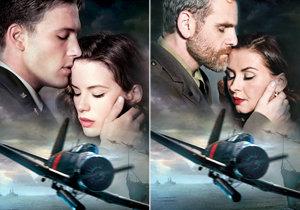 Jak by vypadaly slavné romantické scény, když se do nich dosadí naše současné celebrity?