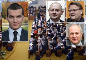 Politici se ohradili proti analýze Evropských hodnot zastoupených Jakubem Jandou (vlevo).