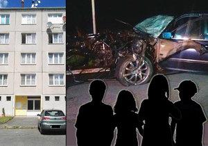 Nevěřím, že to udělala, říká máma údajné řidičky. Způsobit měla nehodu, po níž zůstali 4 sirotci