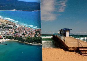 Objevte jižní pobřeží Bulharska: Po písku jako po obláčku...