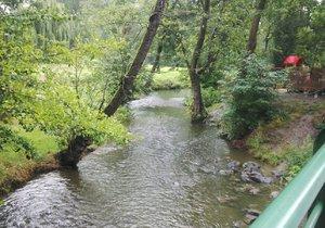 Botiči se dříve říkalo Vinný potok.