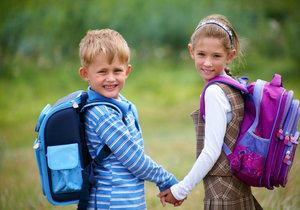 Aktovka nebo batoh? Nechte výběr na dětech!