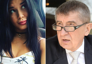 Kdyby Lady Dee uspěla v politice, vyhodila by Andreje Babiše.