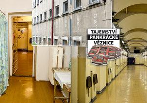 Navštívili Vazební věznici Pankrác, místa, kam se dostat člověk určitě nechce.