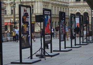 Výstavu Do not pass by si můžete prohlédnout až do 28. srpna.