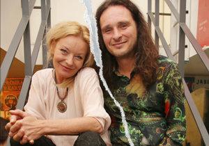 Vilma Cibulková se rozešla se svým přítelem Pavlem Rybou.