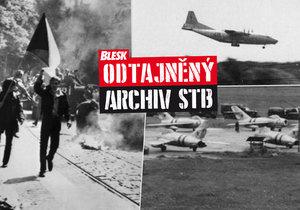 Odtajněný archiv StB: 518 minut, které rozhodly - zrada přišla z nebe