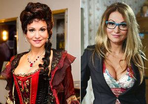 Yvetta Blanarovičová je na roztrhání. Hraje právničku v seriálu Jetelín a připravuje se na obnovenou premiéru muzikálu Angelika, kde hraje madam Contoire.