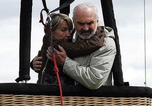 2006: Zdeněk Svěrák a Daniela Kolářová ve filmu Vratné lahve