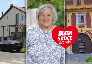 Danuše Žižlavská: Žila v ústavu, teď má domov!