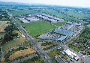 Ostravská průmyslová zóna Hrabová (archivní foto)