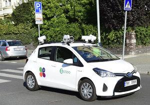 Monitorovací automobil