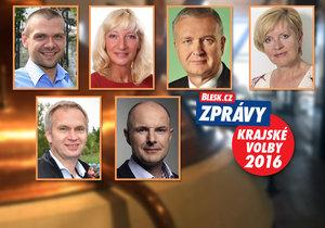Druhá debata Blesku ke krajským volbám bude ve čtvrtek z Plzeňského kraje. Síly přímo v pivovaru změří šest lídrů.