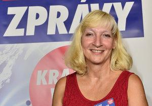 Ilona Jehličková (TOP 09)