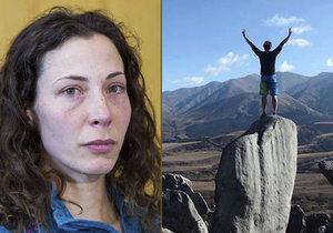Pavlína, která měsíc přežívala v horách na Novém Zélandu. Její přítel Ondřej prý nebyl jediný, o koho kvůli výškám přišla.