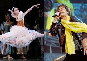 Mick Jagger se brzy dočká už osmého potomka. Jeho maminku, baletku Melanii Hamrik, hodlá bohatě odměnit.
