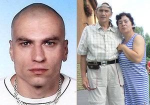Lumír Moric se podílel na chladnokrevné vraždě manželů.