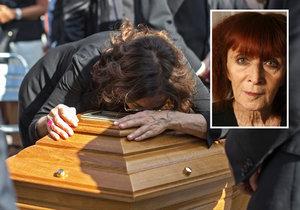V Paříži proběhl pohřeb slavné navhářky celebrit. Sonia Rykiel oblékala Sarah Jessicu Parker, Selenu Gomez i Audrey Hepburn.