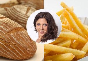 Odbornice z Food Life okomentovala návyky ve stravování. Jsou sacharidy špatné?
